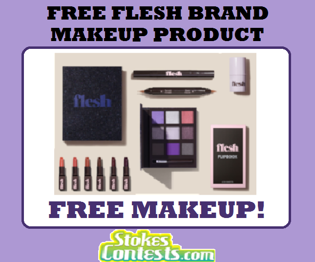 FREE Flesh Brand Makeup Product