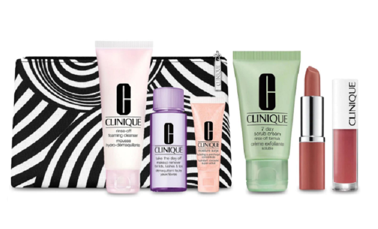 Win a $150 Clinique Gift Package #8