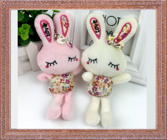 Win 1 of 5 Rabbit Plush Toys
