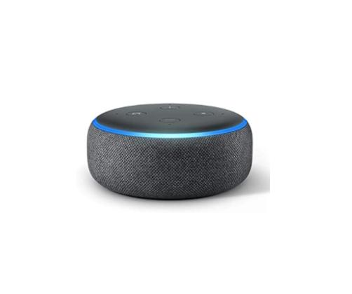 Amazon Echo Dot (3rd Gen) Giveaway #2