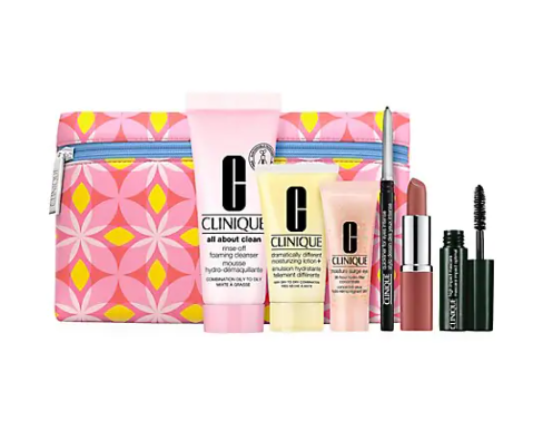Win a $180 Clinique Gift Package #10