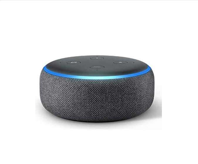 Amazon Echo Dot (3rd Gen) Giveaway #3