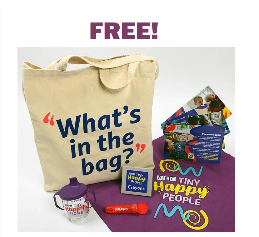 FREE BBC Activity Bag