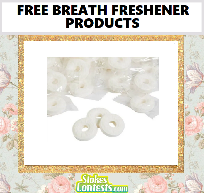 FREE Breath Freshener Products