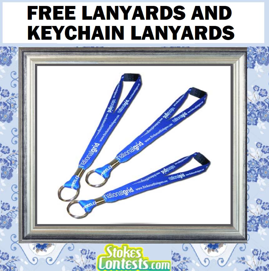 FREE Lanyards and Keychain Lanyards