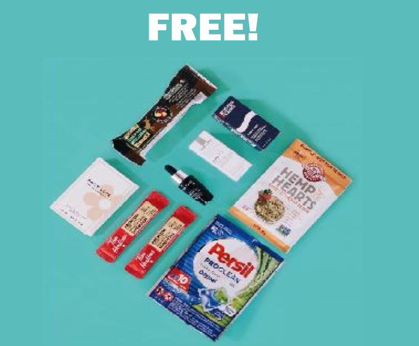 FREE Products and Samples!!