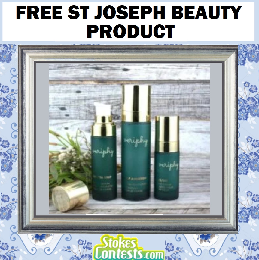 FREE St Joseph Beauty Product