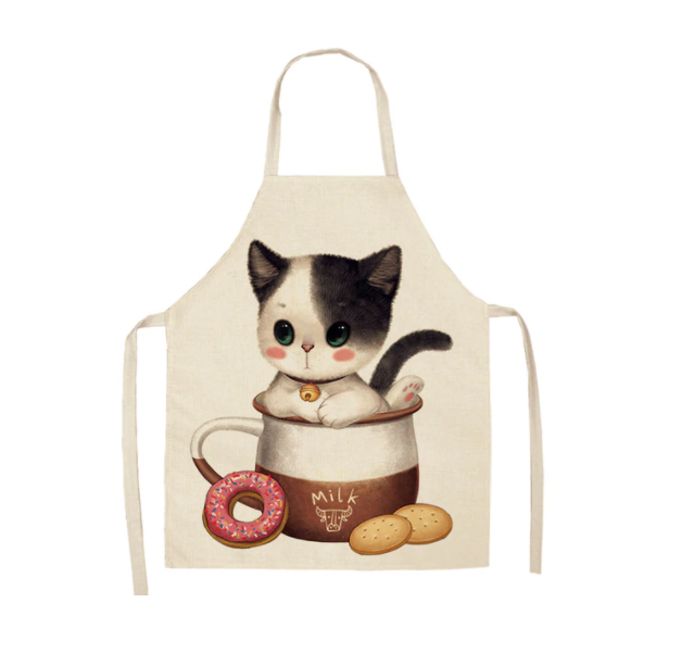 Win 1 of 3 Cat Aprons