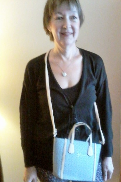 GUESS Handbag Giveaway #4