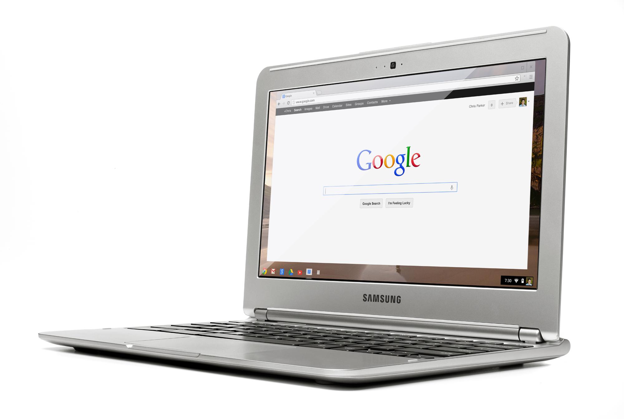 Win a SAMSUNG Google Chromebook LAPTOP!